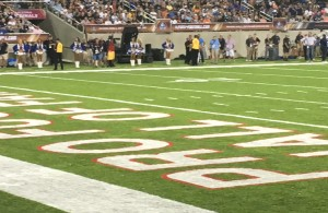 New surface at the hall of fame stadium
