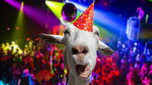 party goat